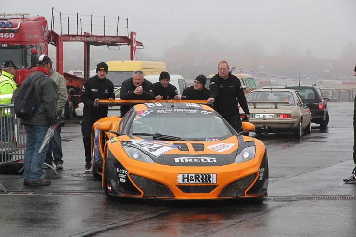VLN McLaren 1650