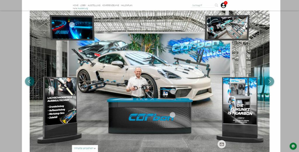 carbon gmbh expo ip