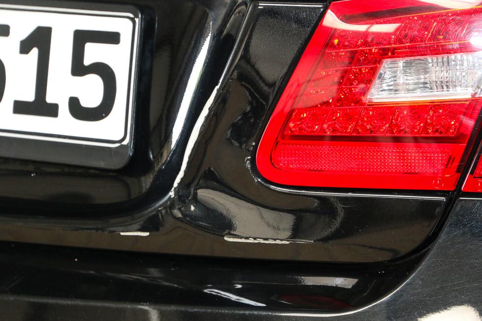 Mercedes heck 3490
