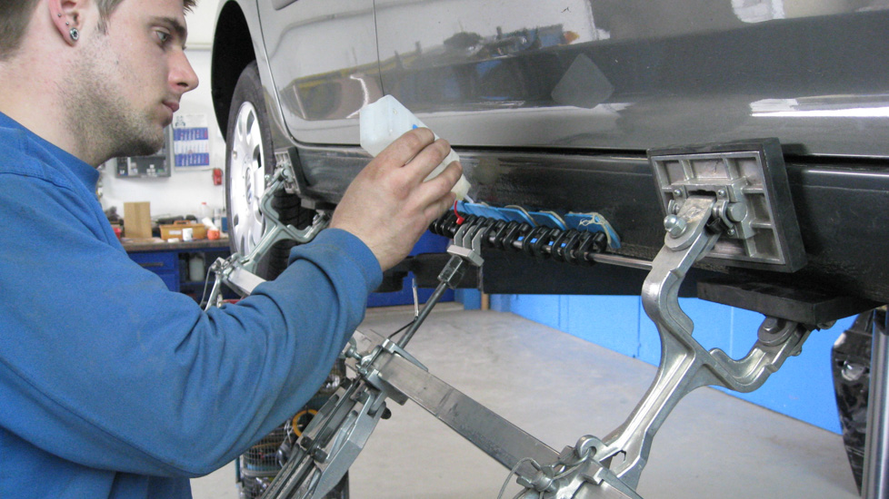 VW Golf V Schweller Schaden 3