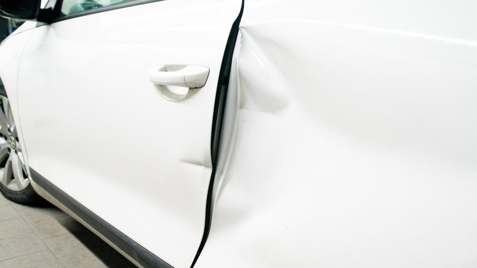 VW Scirocco Schaden 1