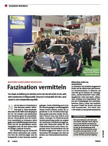Autohaus Faszination vermitteln Titel