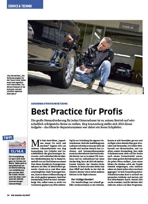 kfz betrieb best practice fuer profis web
